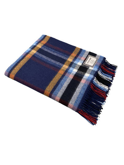 Importico - Foxford - 100 year Heritage Lambswool Throw