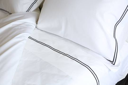 Top Drawer - Hotel Collection Sheet Set with Double Festoon