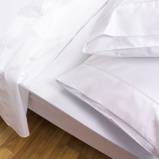 Eden -  500TC Sheet Sets  - White
