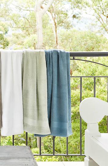Baksana - Turkish Aegean Towels (Denim)