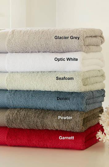 Baksana - Turkish Aegean Towels (Seafoam)