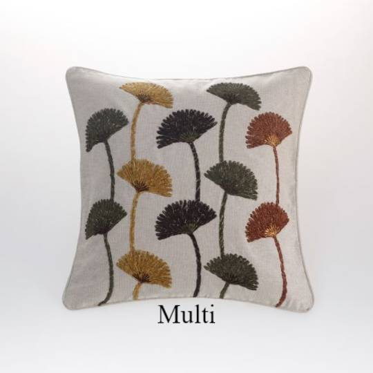 MM Linen - Ammi Cushion - Multi