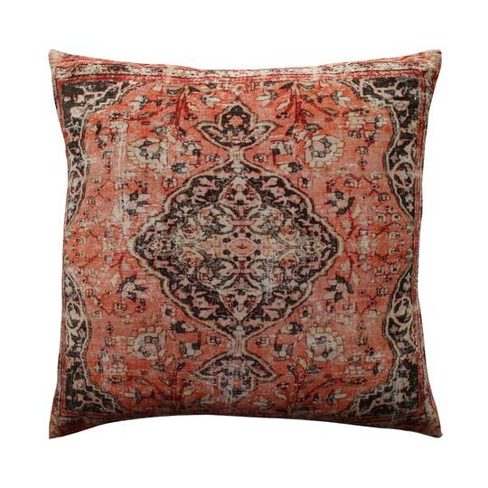 NZ Merchants -  Anais Cushion - Orange