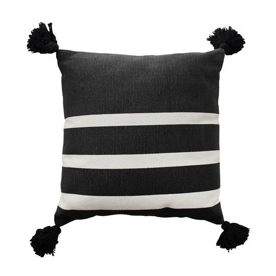 NZ Merchants -  Avalon Cushion - Black