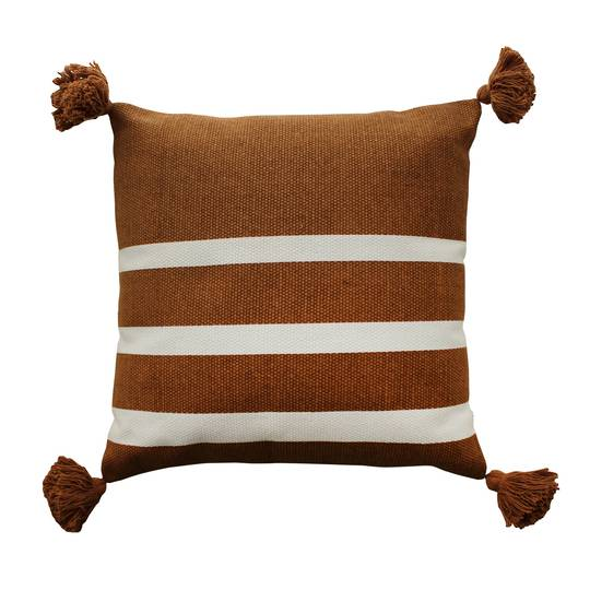 NZ Merchants -  Avalon Cushion - Tan