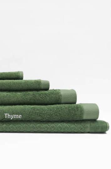Baksana - Bamboo Towels - Thyme