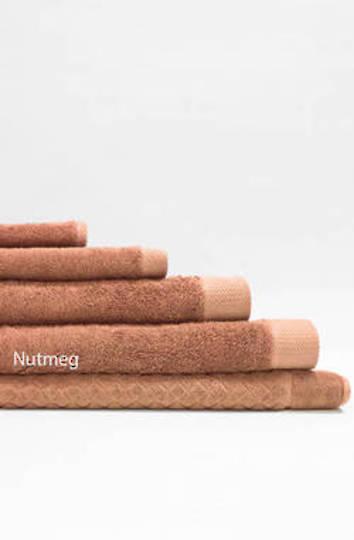 Baksana - Bamboo Towels - Nutmeg