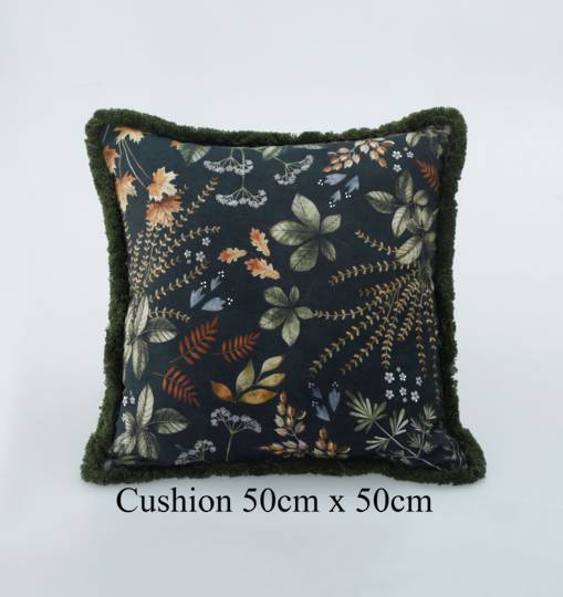 MM Linen - Briar Cushion
