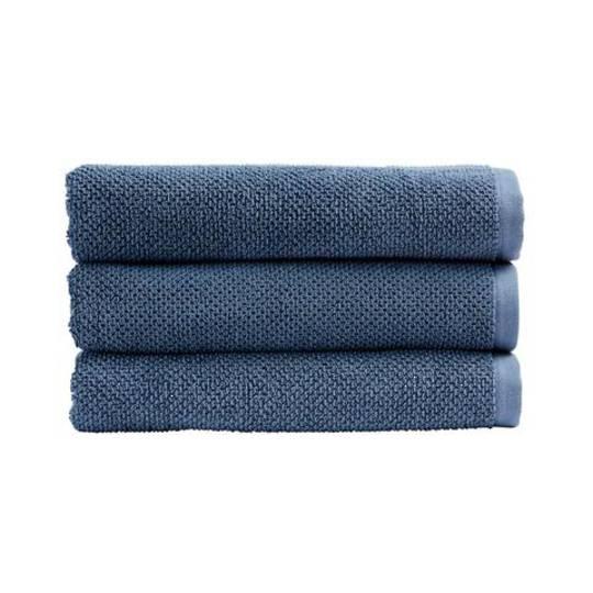 Seneca - Christy Brixton Towels, Hand Towels & Bath Mats - Slate