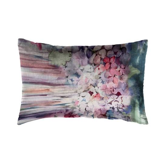 Voyage Maison - Sisa Velvet Cushion - Coral