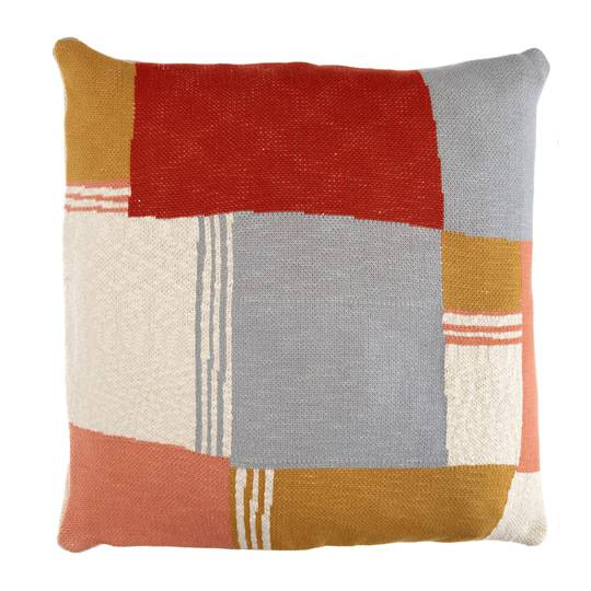 Voyage Maison - Folklore - Rego Knitted Cushion