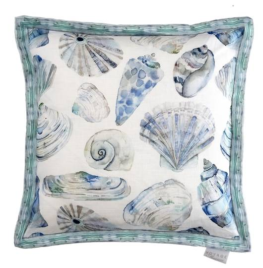 Voyage Maison - Riviera - Rock Pool Cushion - Marine