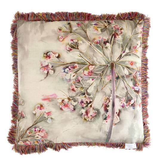 Voyage Maison - Country Blooms - Winchcombe Cushion - Orchid