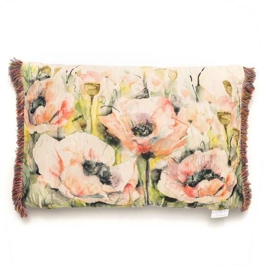 Voyage Maison - Country Blooms - Papavera Cushion - Sweetpea