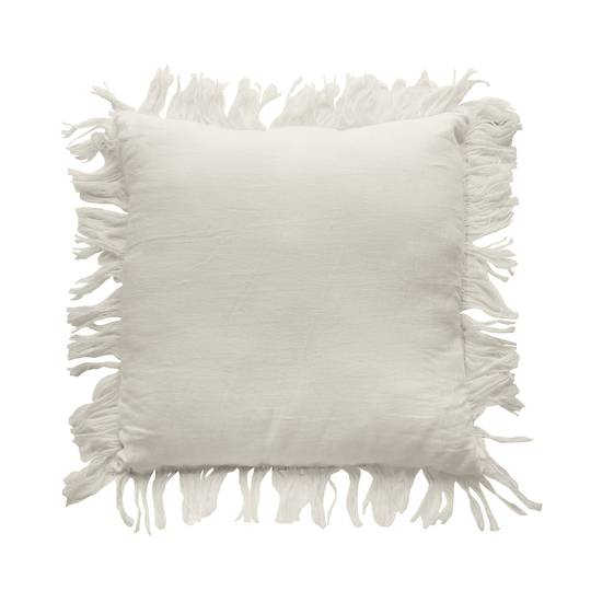 NZ Merchants -  Cobain Cushion - Cream