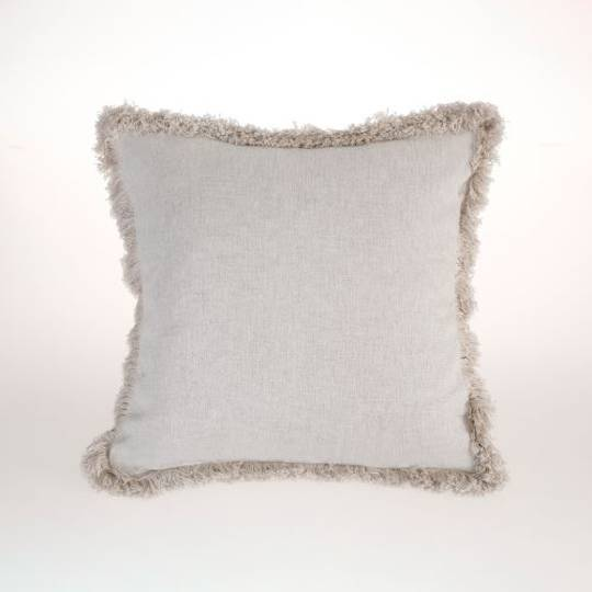 MM Linen - Crozet Cushions - Natural