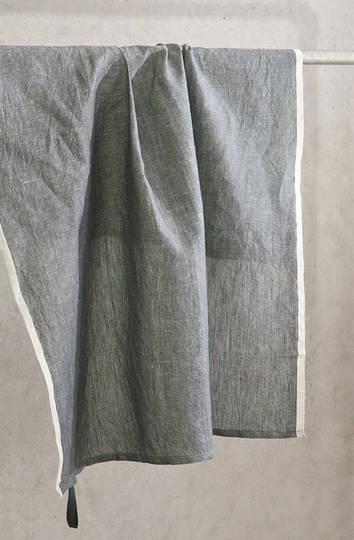 Bianca Lorenne - 100% Linen Denim Chambray Tea Towel