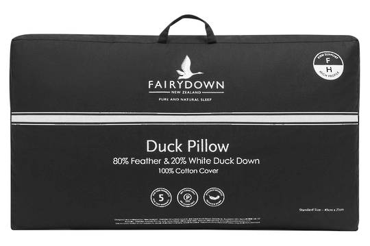 Fairydown  - Duck Feather & Down 80/20 Pillow