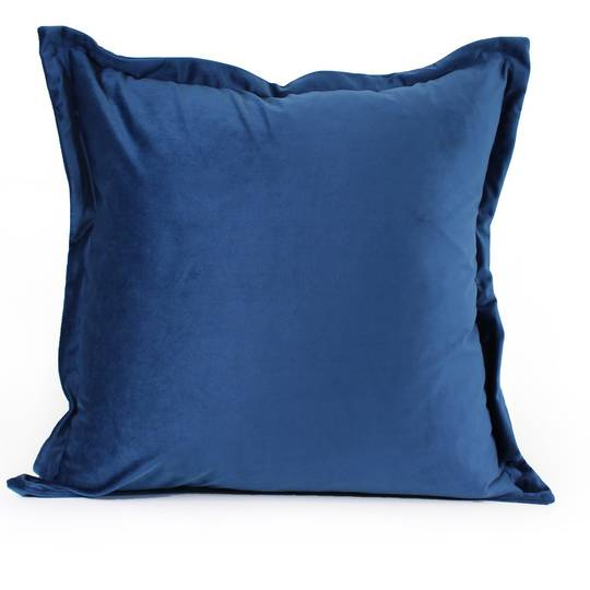 NZ Merchants - Edens - Savoy Cushion - Dusky Blue