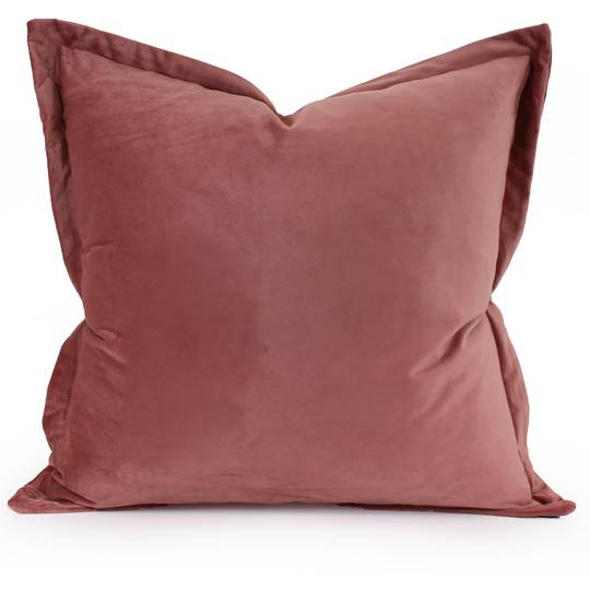 NZ Merchants - Edens - Savoy Cushion - Dusky Pink