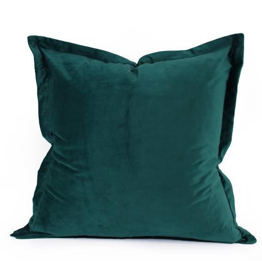 NZ Merchants - Edens -  Savoy Cushion - Peacock
