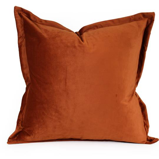 NZ Merchants -  Edens -  Savoy Cushion - Rust