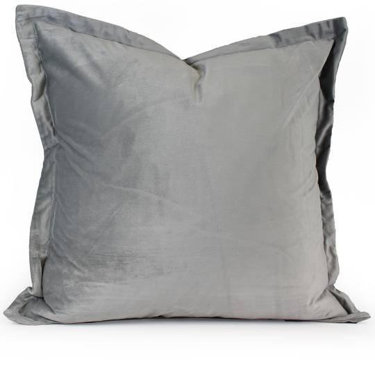 NZ Merchants -  Edens - Savoy Cushion - Silver