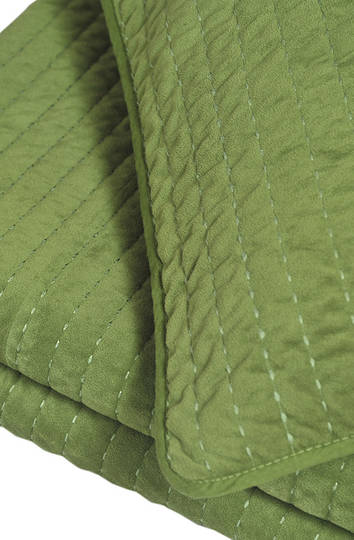MM Linen - Etienne Comforter Set - Green