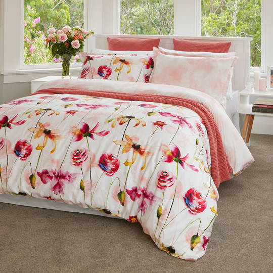 Baksana - Flourish Duvet Cover Set