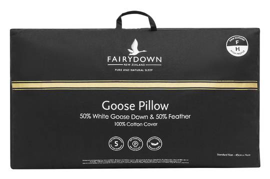 Fairydown  - Goose Pillow 50/50 - High