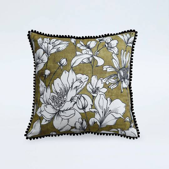 MM Linen - Hally Cushion