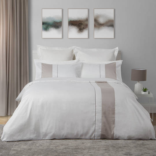 Baksana - Hampton Duvet Cover Set