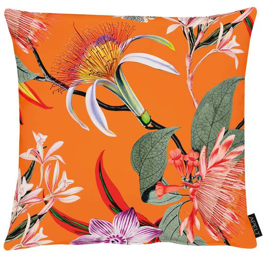 Importico - Apelt - Jasmina Orange Cushion