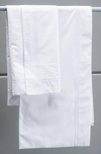 Bianca Lorenne - Livorno White  Duvet Cover