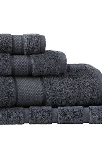 Sheridan - Luxury Egyptian Cotton Towel & Face Washer - Graphite