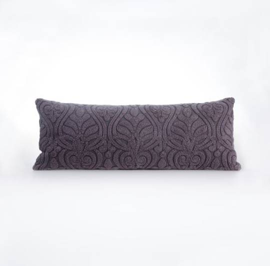 MM Linen - Malta Cushion - Plum