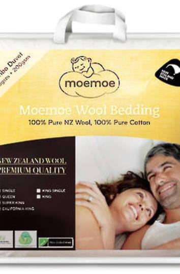 MoeMoe 100% Wool Combo Duvet Inner 200gsm+300gsm