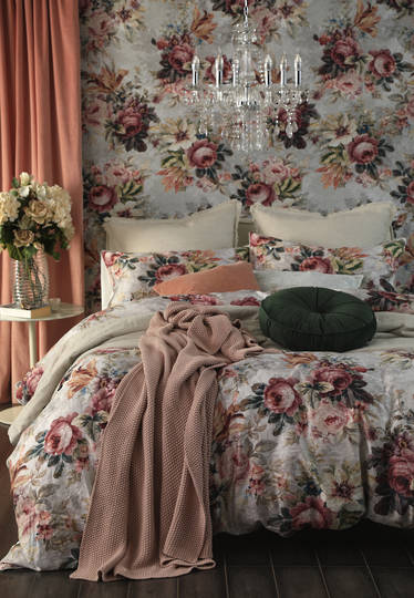 MM Linen - Vintage Duvet Set - Queen