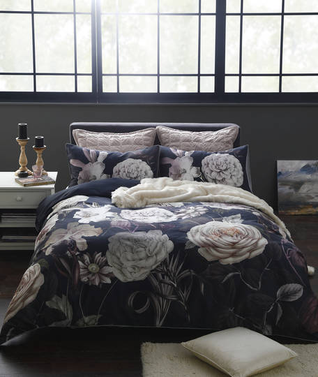 MM Linen - Mona Duvet Set - Queen