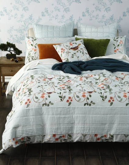 MM Linen - Bloomsbury Duvet Set - Multi