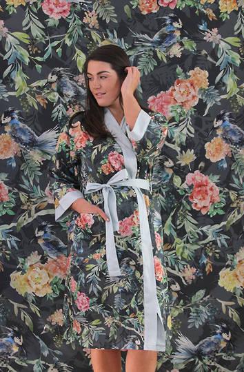 MM Linen - Kiku Kimono Robe