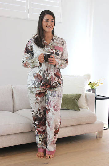MM Linen - Lizzy Pyjama Set