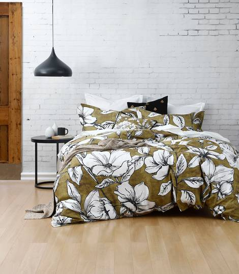 MM Linen - Hally Duvet Set