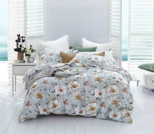MM Linen - Poppy Duvet Set