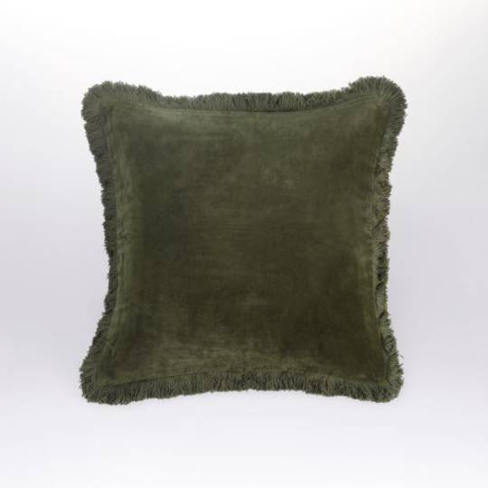 MM Linen - Sabel Cushions - Olive