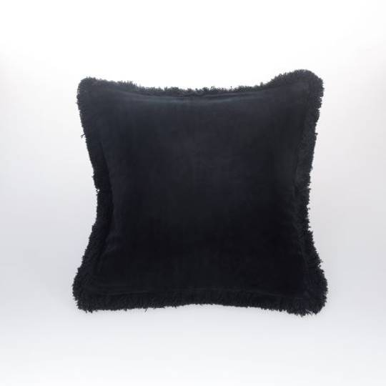 MM Linen - Sabel Cushions - Petrol