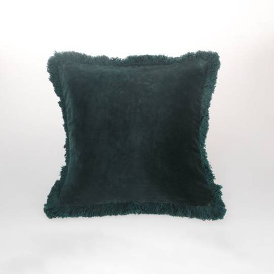 MM Linen - Sabel Cushions - Evergreen