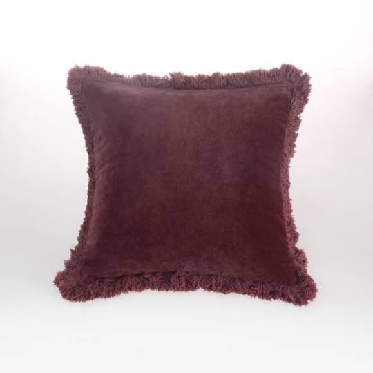 MM Linen - Sabel Cushions - Rouge
