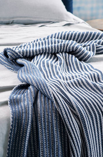 Bianca Lorenne - Suro Knitted Throw - ON SALE