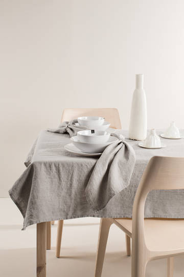 Importico - Himla Napkins/Table Runner/Tablecloths - Ash